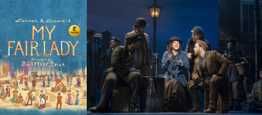 My Fair Lady at Landmark Theatre