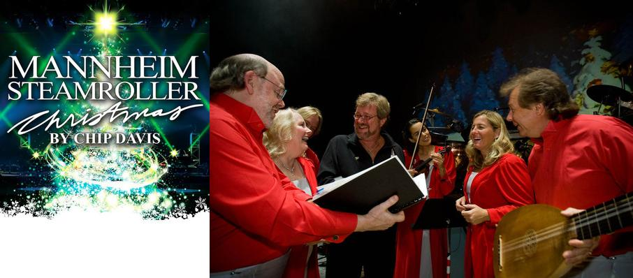 Mannheim Steamroller at Crouse Hinds Theater
