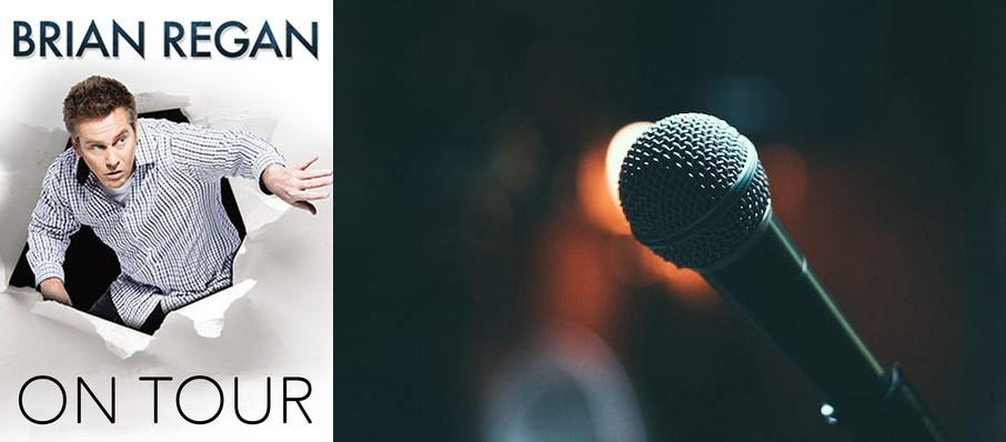 Brian Regan at Crouse Hinds Theater
