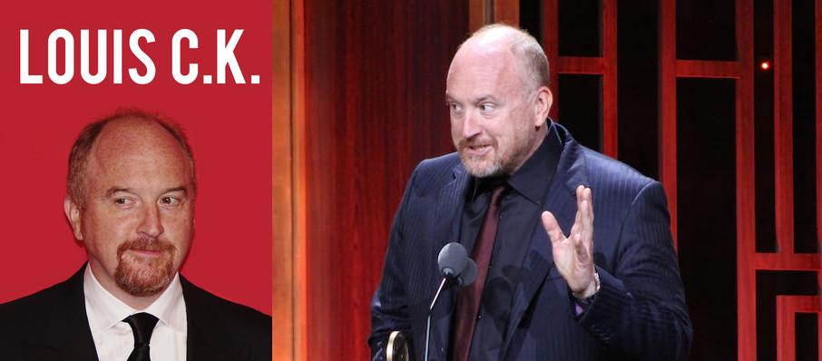 Louis C.K. at Crouse Hinds Theater