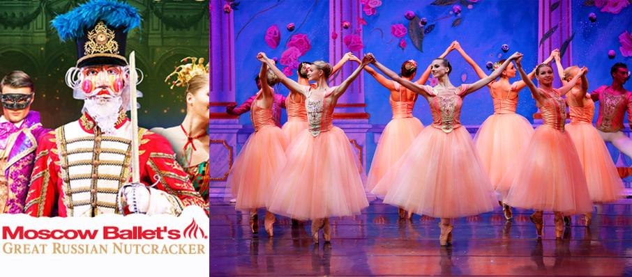 Moscow Ballet's Great Russian Nutcracker at Crouse Hinds Theater