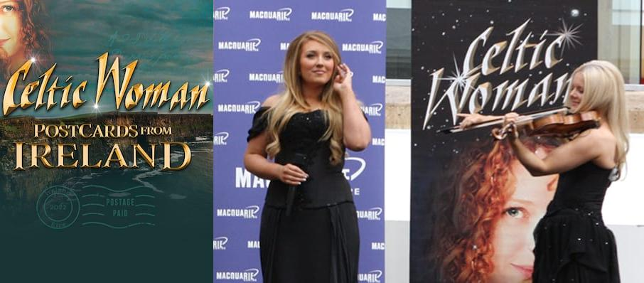 Celtic Woman at Crouse Hinds Theater