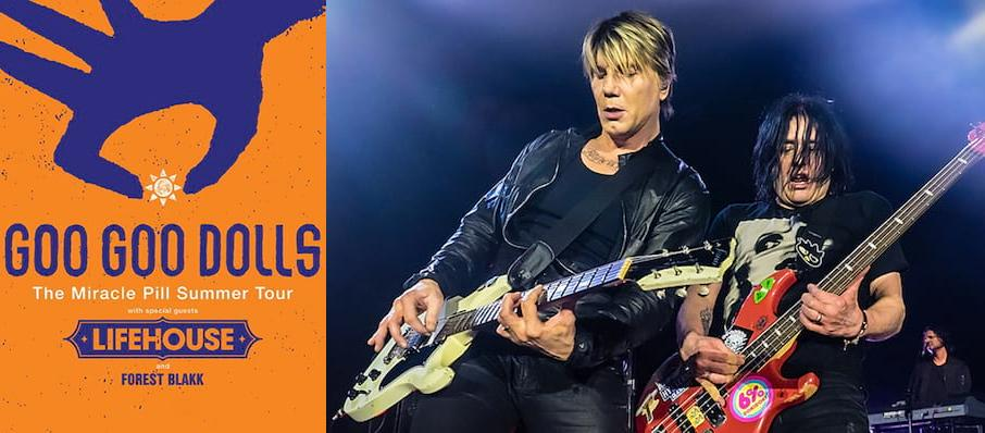 The Goo Goo Dolls at St. Josephs Health Amphitheater at Lakeview