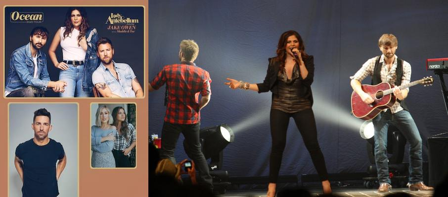 Lady Antebellum at St. Josephs Health Amphitheater at Lakeview