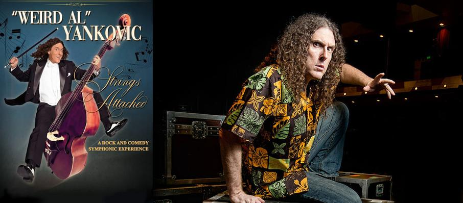 Weird Al Yankovic at Landmark Theatre