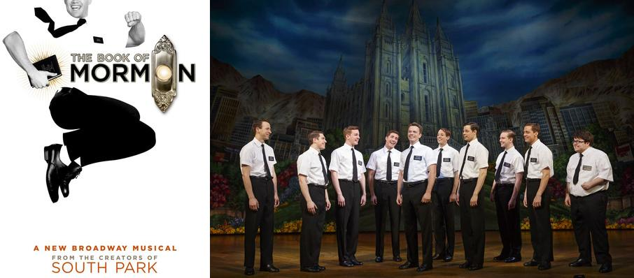 The Book of Mormon at Landmark Theatre