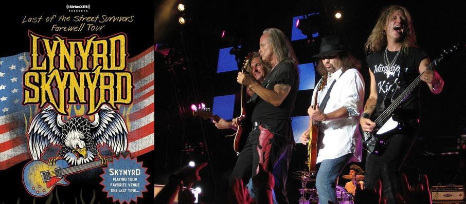 Lynyrd Skynyrd at Lakeview Amphitheater