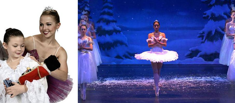 Syracuse City Ballet: The Nutcracker at Crouse Hinds Theater