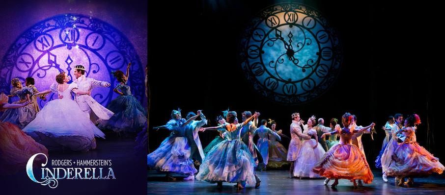 Rodgers and Hammerstein's Cinderella - The Musical at Landmark Theatre