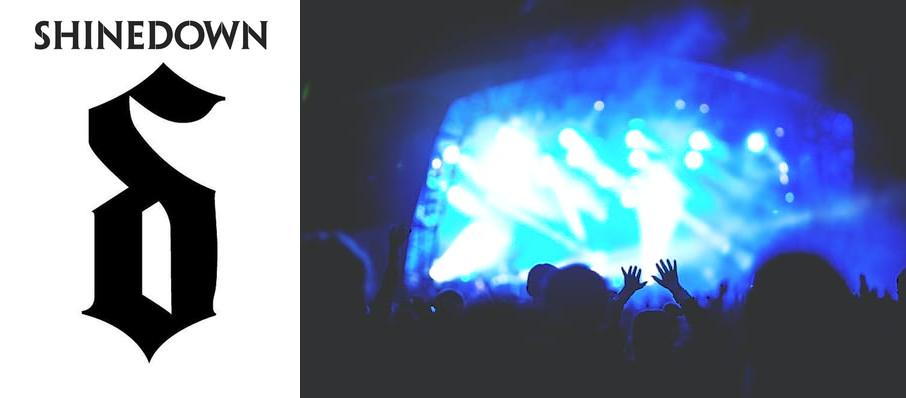 Shinedown at St. Josephs Health Amphitheater at Lakeview
