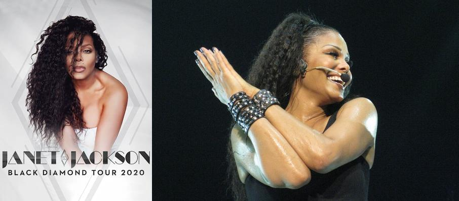 Janet Jackson at Lakeview Amphitheater