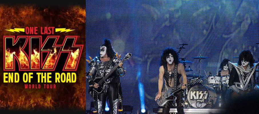 KISS at St. Josephs Health Amphitheater at Lakeview