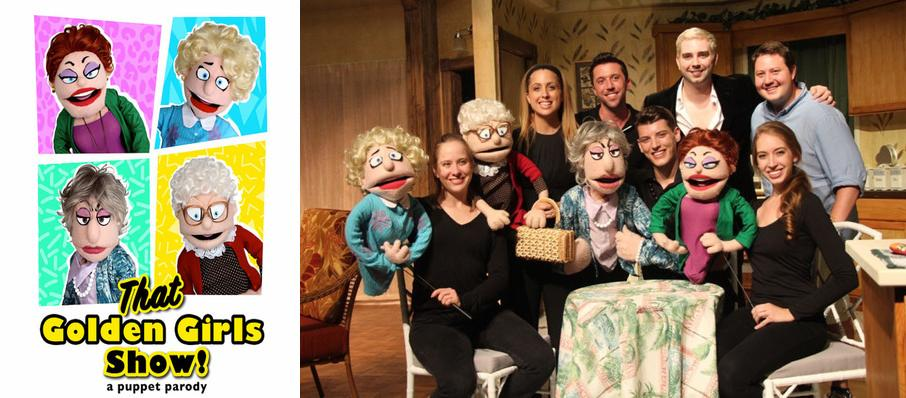 That Golden Girls Show! - A Puppet Parody at Carrier Theater