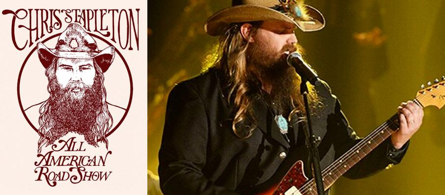 Chris Stapleton at St. Josephs Health Amphitheater at Lakeview