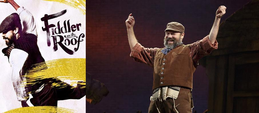 Fiddler on the Roof at Landmark Theatre