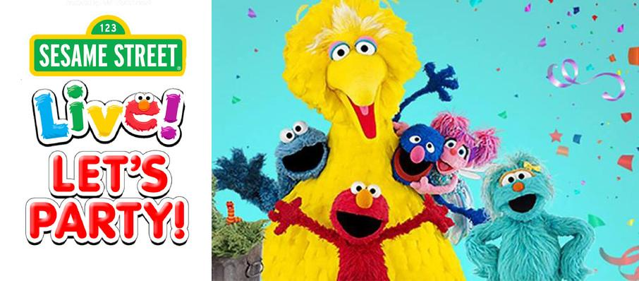 Sesame Street Live: Let's Party at Crouse Hinds Theater