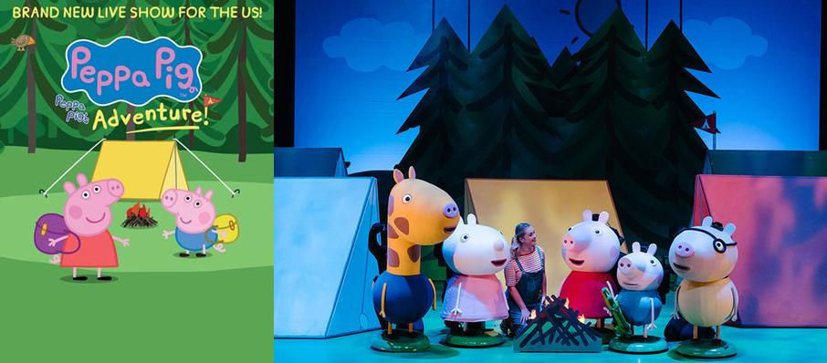 Peppa Pig Live at Crouse Hinds Theater