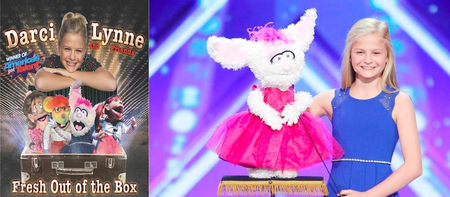 Darci Lynne at Landmark Theatre