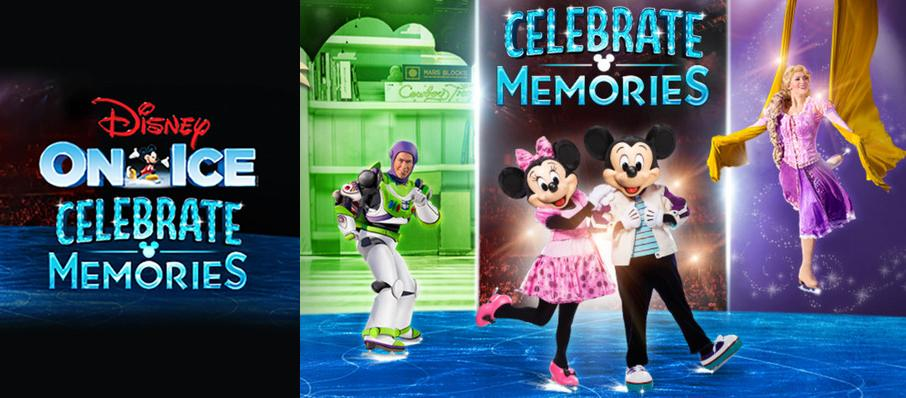 Disney On Ice: Celebrate Memories at War Memorial Arena At Oncenter