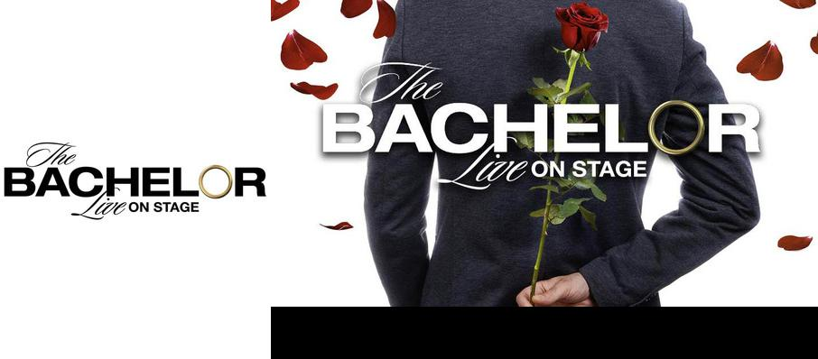 The Bachelor Live On Stage at Crouse Hinds Theater