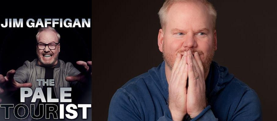 Jim Gaffigan at War Memorial Arena At Oncenter