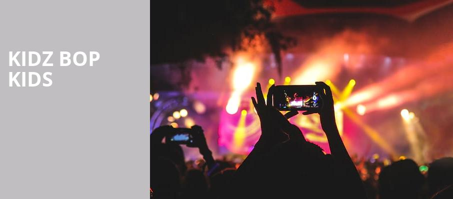 Kidz Bop Kids, St Josephs Health Amphitheater at Lakeview, Syracuse