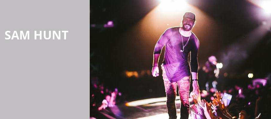 Sam Hunt, St Josephs Health Amphitheater at Lakeview, Syracuse