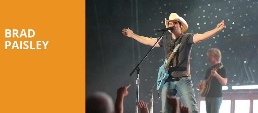 Brad Paisley, St Josephs Health Amphitheater at Lakeview, Syracuse