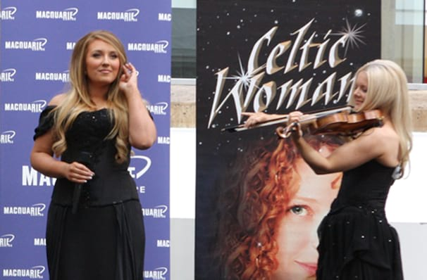 Celtic Woman, Crouse Hinds Theater, Syracuse