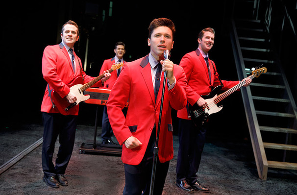 Jersey Boys coming to Syracuse!