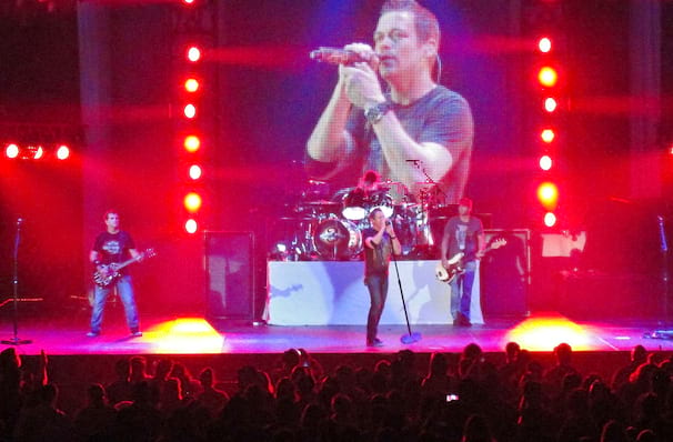 3 Doors Down, Crouse Hinds Theater, Syracuse