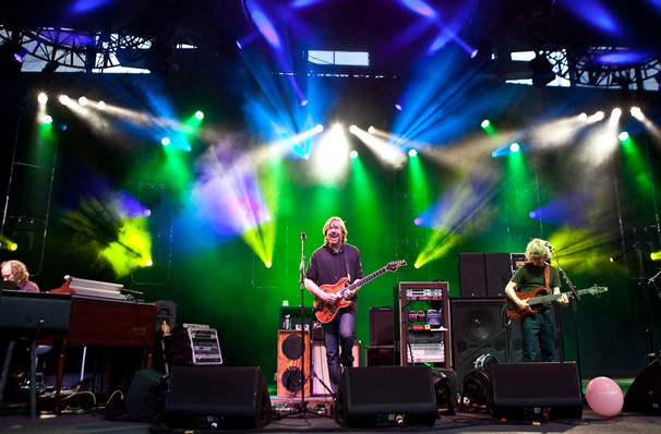 Phish, Lakeview Amphitheater, Syracuse