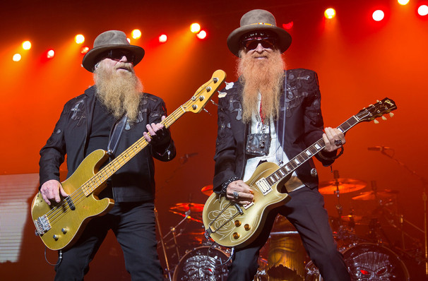 ZZ Top, Lakeview Amphitheater, Syracuse