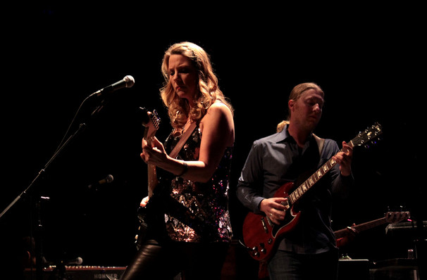 Tedeschi Trucks Band, Crouse Hinds Theater, Syracuse