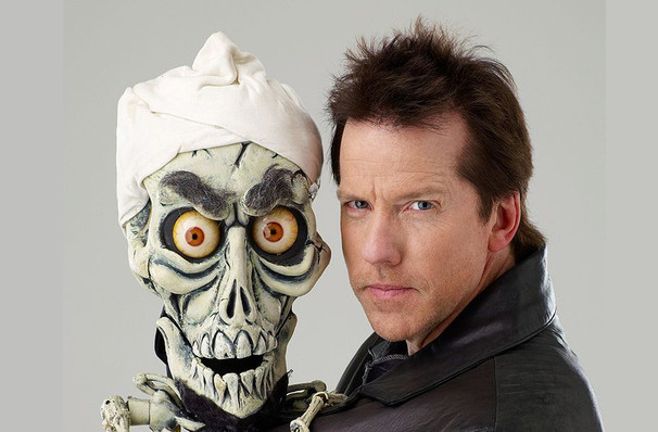 Jeff Dunham, Crouse Hinds Theater, Syracuse
