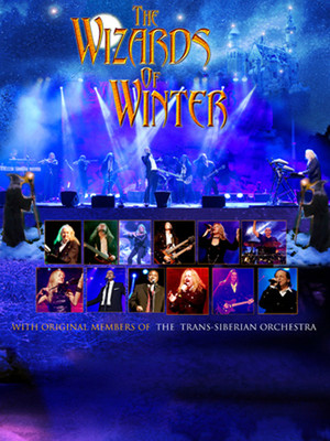 The Wizards Of Winter A Trans Siberian Experience, Crouse Hinds Theater, Syracuse