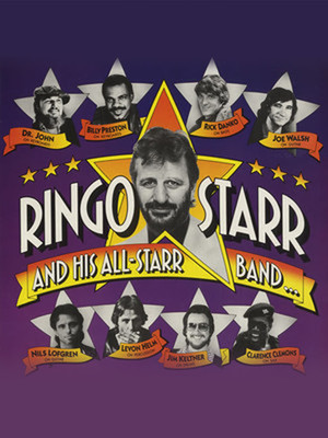 Ringo Starr And His All Star Band Todd Rundgren, Lakeview Amphitheater, Syracuse